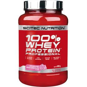 SCITEC 100% Whey Protein Professionell Polvo 920g, Strawberry white Chocolate